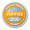 Franchise Registry Verified 2020 Member